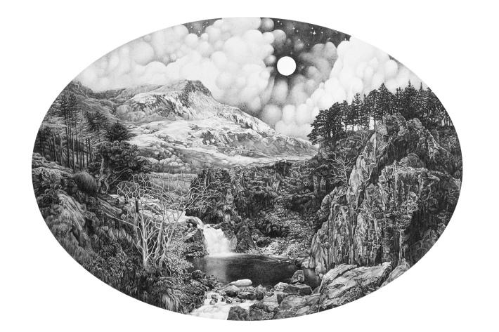 Anouk Mercier Cascade-du-Lac-Noir